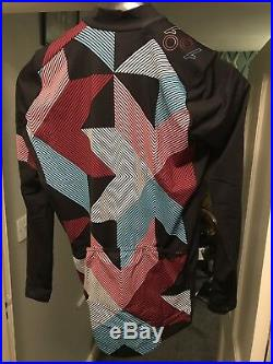 Rapha Cross Long Sleeve Aero Jersey Size Large