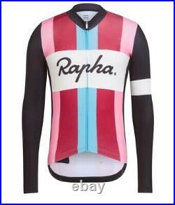 Rapha Cross Long Sleeve Race Jersey Multicolour BNWT Size L