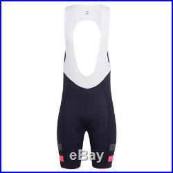 Rapha Dark Navy Brevet Bib Shorts II Long. Size XS. BNWT