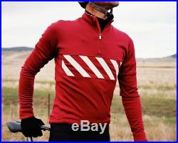 Rapha Davis Phinney Long Sleeve Sportswool Cycling Jersey NWT XL Extra Large