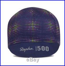 Rapha Festive 500 Long Sleeve BUNDLE Large jersey & hat & socks (socks xl)
