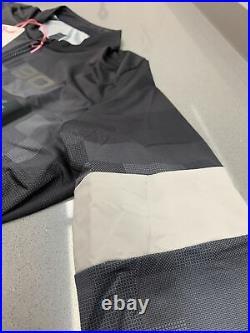 Rapha Futuro Long Sleeve Training Jersey Black Size Medium Brand New With Tag