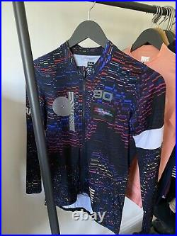 Rapha Futuro RGB Pro Team Long Sleeve Training Jersey Medium
