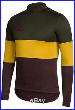 Rapha Lombardia Long Sleeve Jersey BNWT Size L