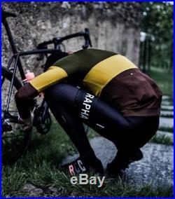 Rapha Lombardia Long Sleeve Jersey BNWT Size M