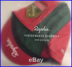 Rapha Lombardia Long Sleeve Jersey & Cap BNWT Size M & L