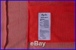 Rapha Long Sleeve Brevet Jersey Men's Medium Flourescent PINK Brand New