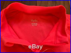 Rapha Long Sleeve Core Jersey High Vis Pink Brand New With Tag Medium
