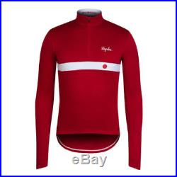 Rapha Long Sleeve Country Jersey'Japan' L/S Colour Red Size XXL BNWT