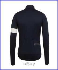 Rapha Men's Classic Long Sleeve Jersey II, Größe M medium, Farbe Dark Navy