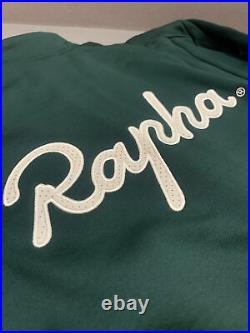 Rapha Men's Classic Winter Long Sleeve Jersey Dark Green Size X Large New Tag