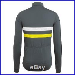 Rapha Men's Cycling Jersey XS S M L XL Brevet Long Sleeve Windblock New RCC Fall