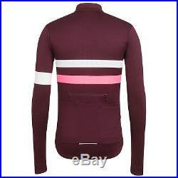 Rapha Men's Cycling Jersey XS S M L XXL Long Sleeve Brevet RCC Hi-Vis Racing NEW