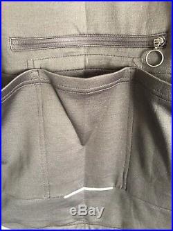Rapha Men's Long Sleeve Brevet Jersey Gray XL -BRAND NEW- MSRP=$190