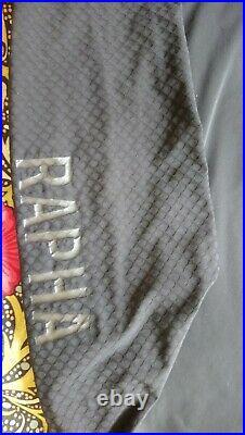Rapha Men's Pro Team Aero Long Sleeve Jersey Black XL