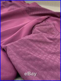 Rapha Men's Pro Team Long Sleeve Aero Jersey XLarge Plum New With Tag