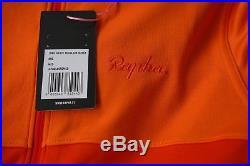 Rapha Mens Medium Tricolour Cycling Jersey Orange Long Sleeves New Medium  Wool 39b057c4b