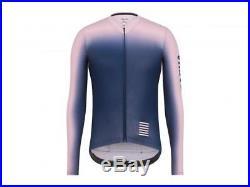 Rapha PRO TEAM Aero Jersey Colourburn / Long Sleeve / X-Large / Rose/Navy
