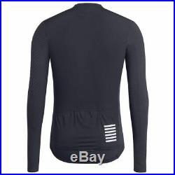 Rapha PRO TEAM Long Sleeve Aero Jersey Dark Grey BNWT Size L