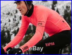 Rapha PRO TEAM Long Sleeve Thermal Jersey Dark Navy BNWT Size L