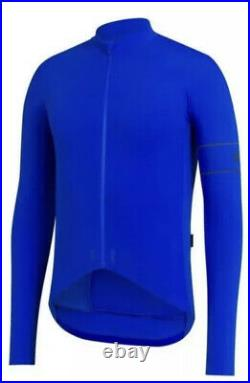 Rapha PRO TEAM Long Sleeve Thermal Jersey Ultramarine BNWT Size M or L