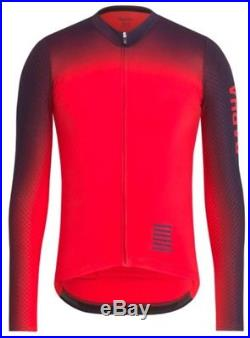 Rapha Pro Team Aero Jersey Large Long Sleeve