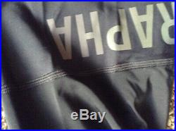 Rapha Pro Team Crit Collection Limited Edition Long Cycling Bib Shorts Sz L BNWT