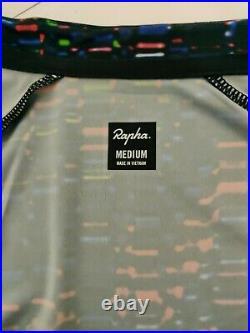 Rapha Pro Team Futuro Collection Long Sleeves Training Jersey Men's sz Medium