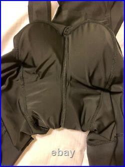 Rapha Pro Team II Bib Shorts Mens Medium Long Length Black/Black