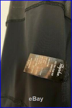 Rapha Pro Team II Bib Shorts Very Good Overall Condition Black Small/long