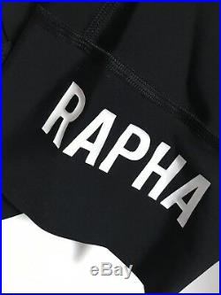 Rapha Pro Team II Long Bib Shorts S VGC Small