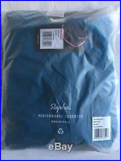 Rapha Pro Team Jacket Bright Blue Size XXL BNWT