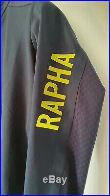 Rapha Pro Team Long Sleeve Aero Jersey (Medium)