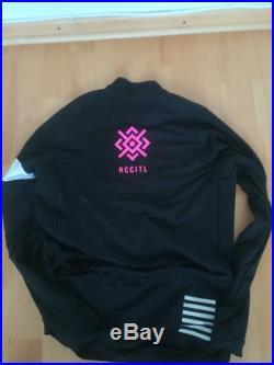 Rapha Pro Team Long Sleeve Aero Jersey (XL) RCC INTERNATIONAL LTD SAMPLE