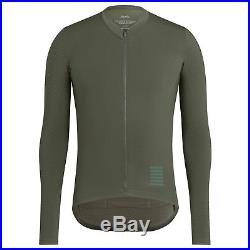 Rapha Pro Team Long Sleeve Aero Jersey XS S M L XL XXL Cycling RCC Hi Vis NEW