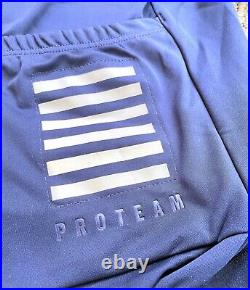 Rapha Pro Team Long Sleeve Jersey XXL Dark Blue New
