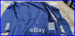 Rapha Pro Team Long Sleeve Midweight Jersey Navy XL