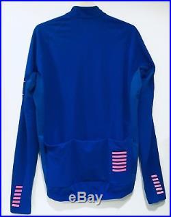 Rapha Pro Team Long Sleeve Thermal Jersey Ultramarine XL BNWT