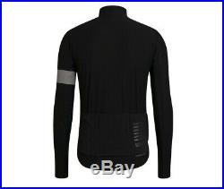 Rapha Pro Team Shadow Long Sleeve Jersey Mens, BLACK, size MEDIUM NEW UK
