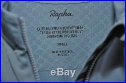 Rapha Pro Team Small Long Sleeve Aero Jersey 2018 Gray