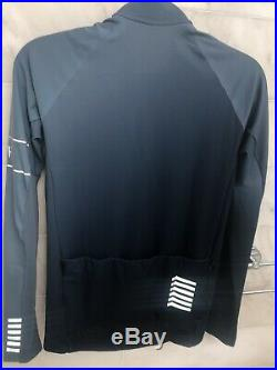 Rapha Pro team Long Sleeve Thermal ColorBurn Jersey Medium Brand New With Tags
