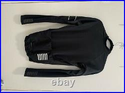 Rapha Pro team Long sleeve thermal jersey Small Black