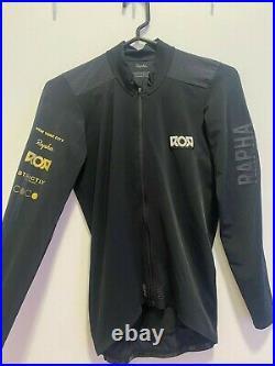 Rapha Pro team long sleeve aero Jersey Black medium