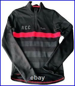 Rapha RCC Jersey Long Sleeve Size Medium