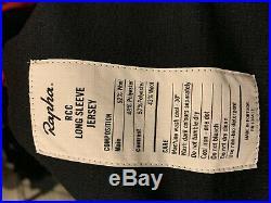 Rapha RCC Long Sleeve Jersey Men's Medium