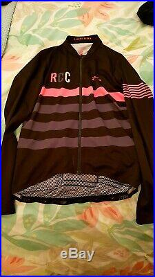 Rapha RCC Long Sleeve Midweight Jersey Large