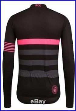 Rapha RCC PRO TEAM Long Sleeve Jersey BNWT Size L