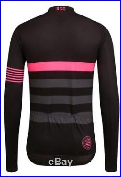 Rapha RCC PRO TEAM Midweight Long Sleeve Jersey BNWT Size L
