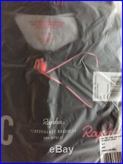 Rapha RCC PRO TEAM Midweight Long Sleeve Jersey BNWT Size M