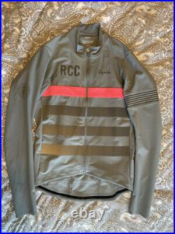 Rapha RCC Shadow Long Sleeve Jersey RARE Medium